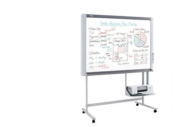 Electric Whiteboards