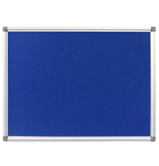 Blue Pinboard Front
