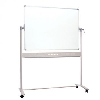 Magnetic Porcelain mobile whiteboard