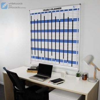 Perpetual Year Planner Whiteboard