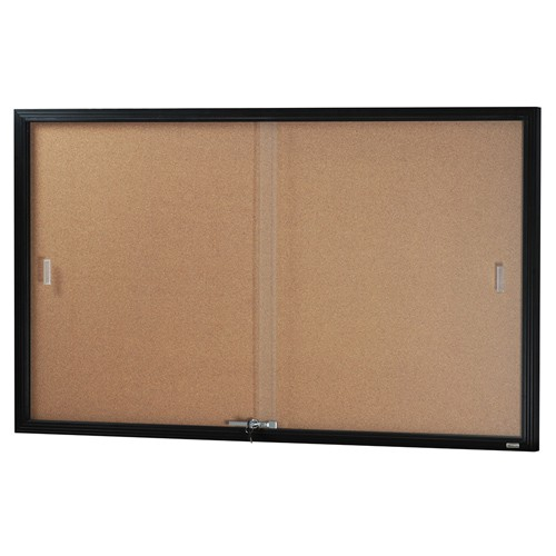 Sliding Door Display Cases – Indoor