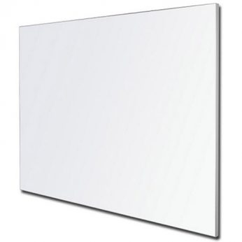 Slimline Frame Glass Whiteboard