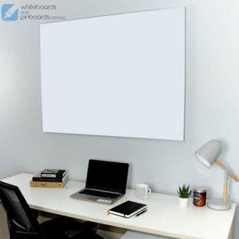 Slimline Frame Porcelain Whiteboard