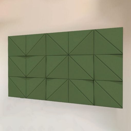 Autex Quietspace 3D Acoustic Tiles - Splice