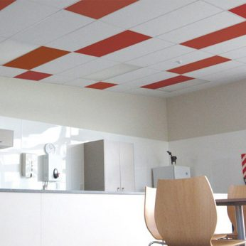 Autex Quietspace Accent Ceiling Tiles