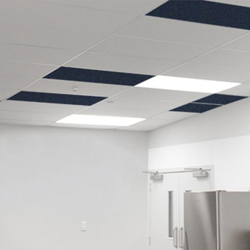 Quietspace Accent Ceiling Tiles 5