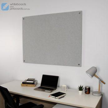 Autex Vertiface Frameless Pinboard