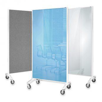 Communication Glassboard Room Divider