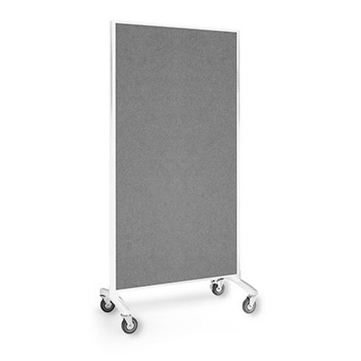 Communication Glassboard Room Divider 3
