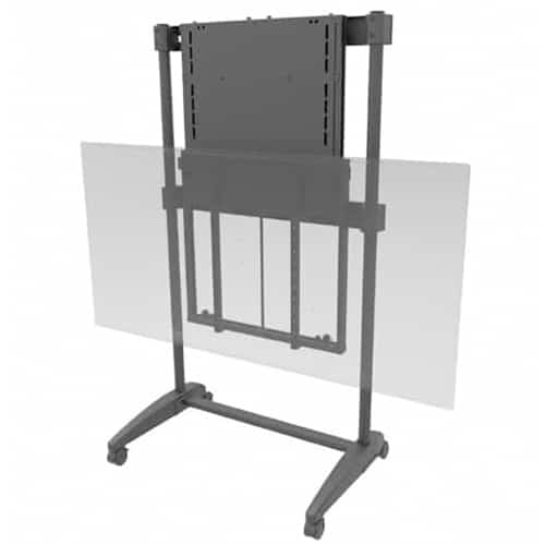 Mobile Trolley For Interactive Panel