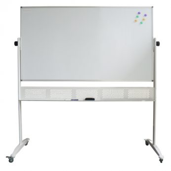 Large Commercial Mobile Whiteboard
