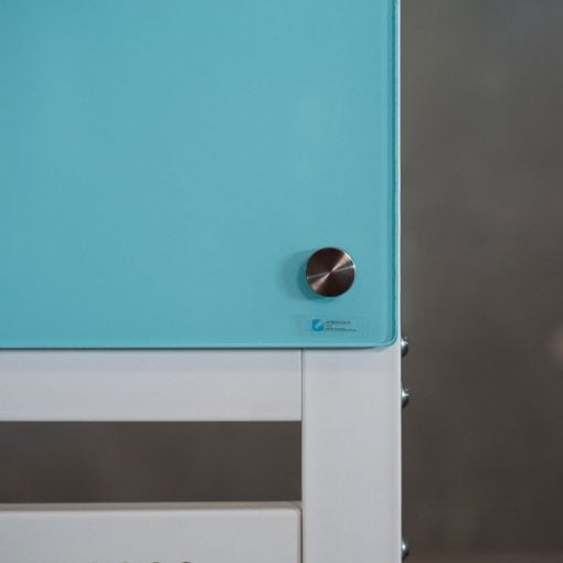 Glass Mobile Whiteboard