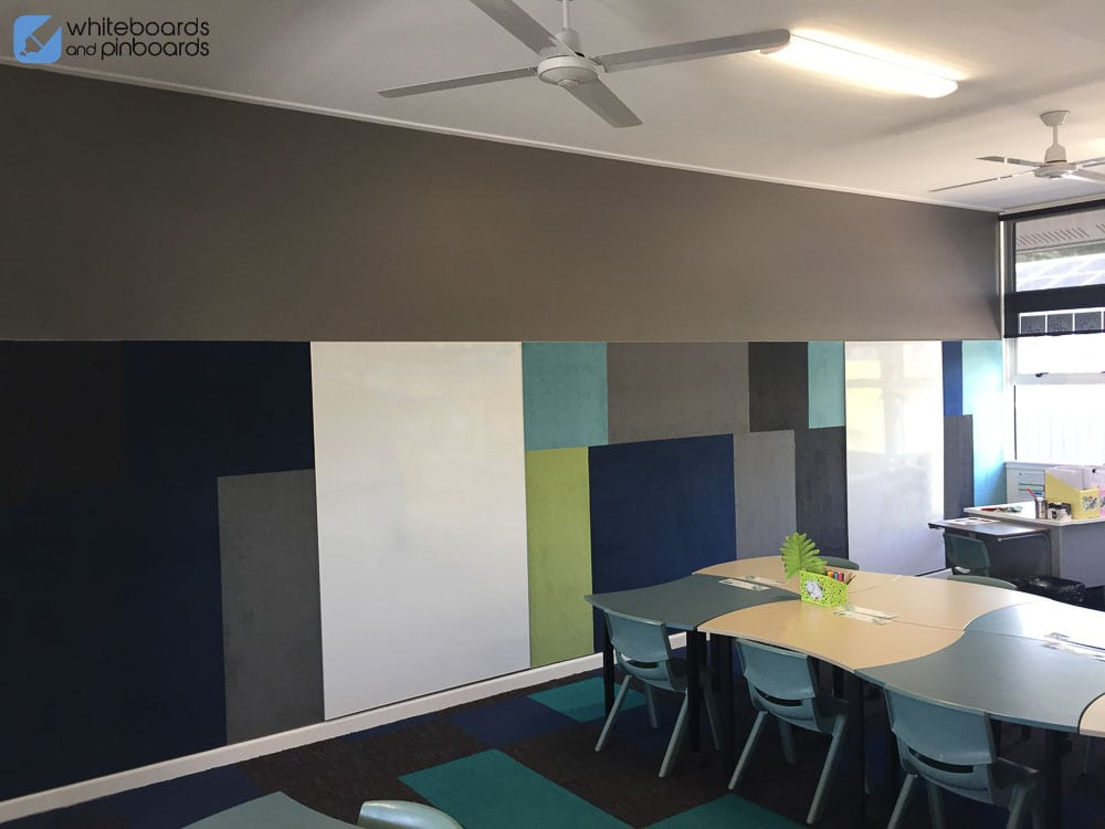 Musgrave Hill State School - Autex and Whiteboards