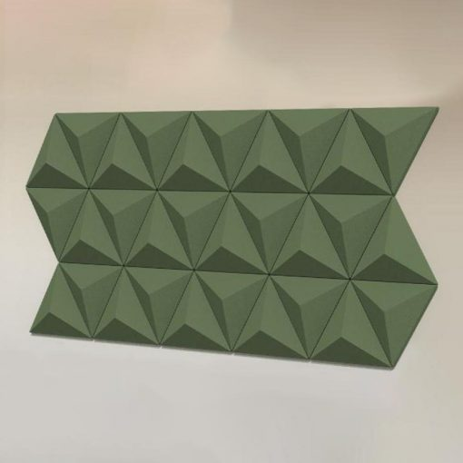 Autex Quietspace 3D Acoustic Tiles – Pyramid