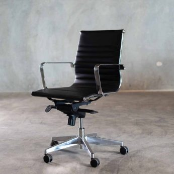 Bullion chair black