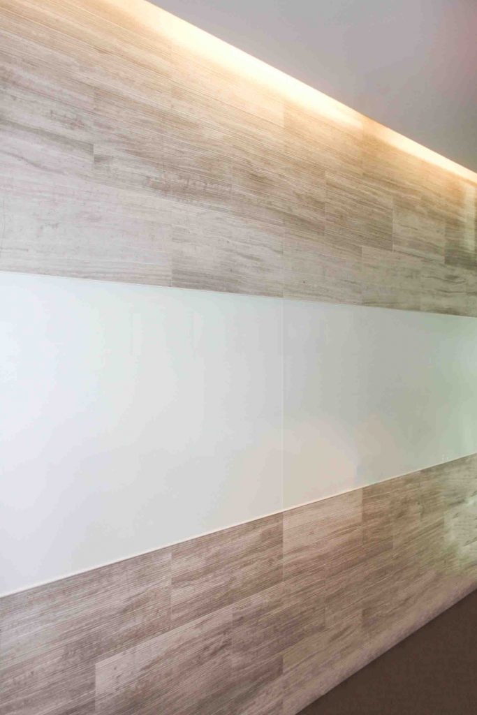 BDO Glass Whiteboard
