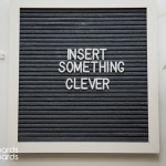 Ways to use letter board cover image