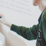 the benefits of interactive whiteboards in the primary classroom cover image